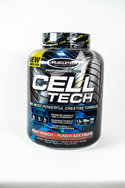 Muscletech CellTech Creatine 54 portions