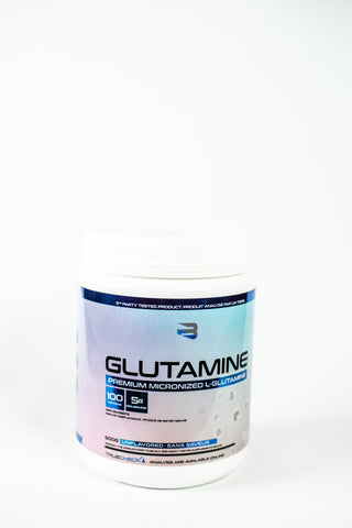 Believe Supplements Glutamine 100 portions