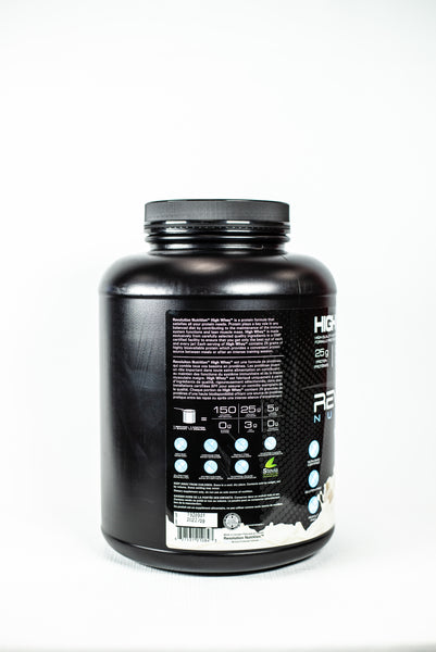 Revolution Nutrition, High Whey 6lbs