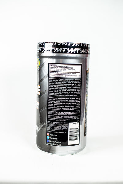 Muscletech Platinum Glutamine 289 portions