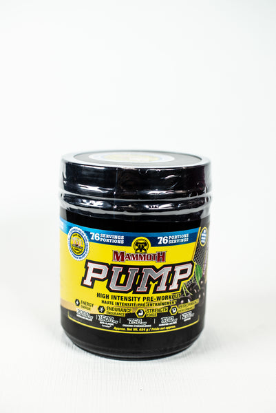 Mammoth Pump 76 portions