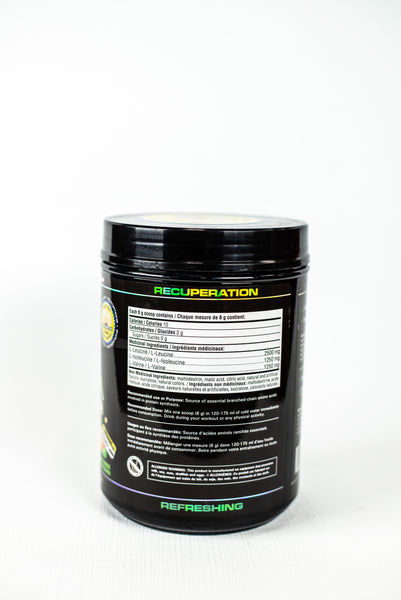 Revolution Nutrition, Pure Bcaa 120 portions