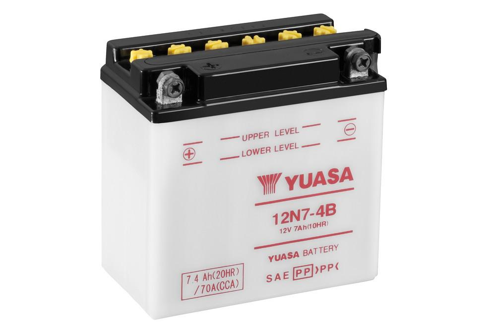12N7-4B battery from Batteryworld.ie