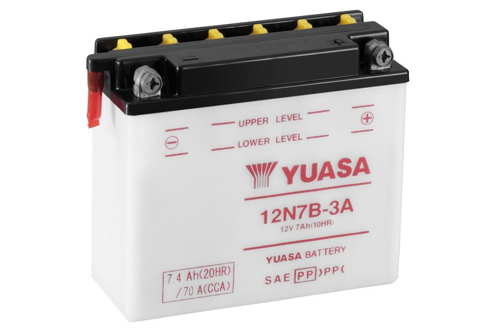 12N7B-3A battery from Batteryworld.ie