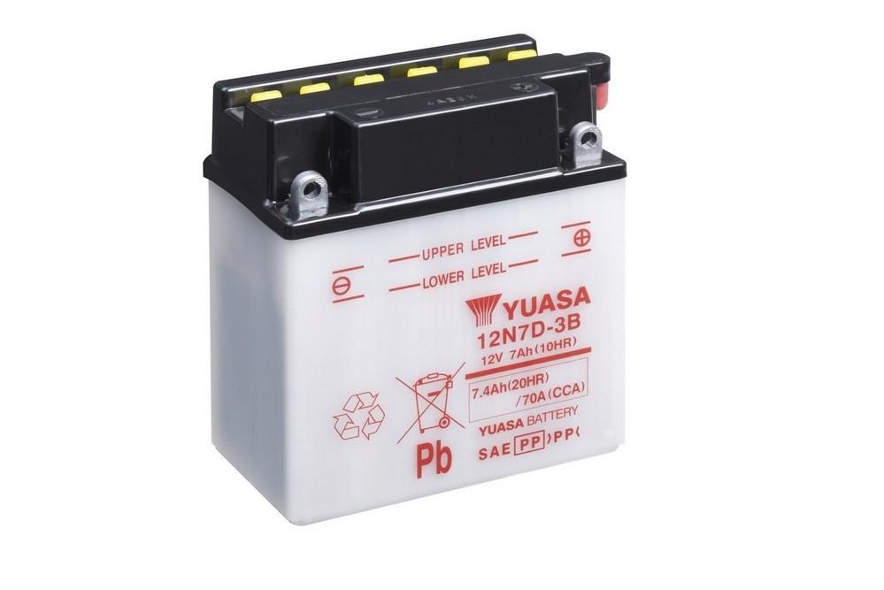 12N7D-3B battery from Batteryworld.ie