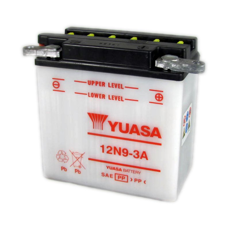 12N9-3A battery from Batteryworld.ie