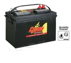 Crown 115 Amp Leisure Battery
