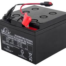 golf trolley battery from Batteryworld.ie