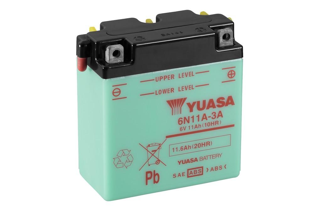 6N11A-3A battery from Batteryworld.ie