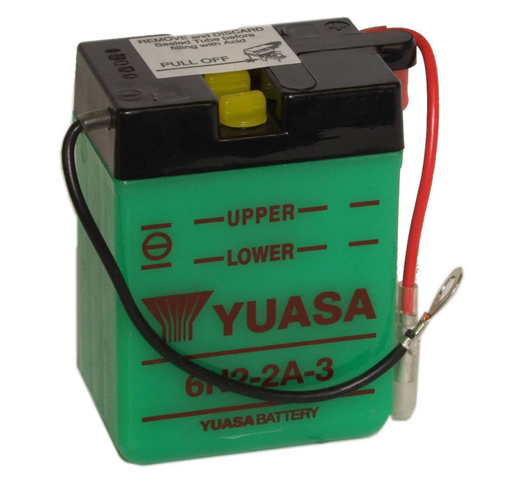 6N2-2A-3 battery from Batteryworld.ie
