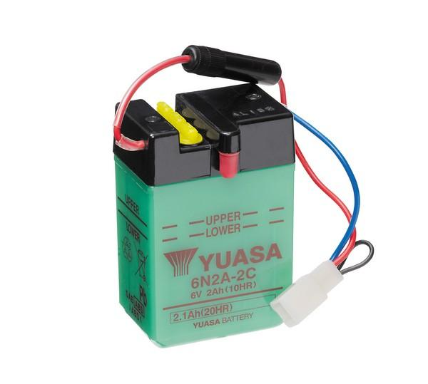 6N2A-2C battery from Batteryworld.ie