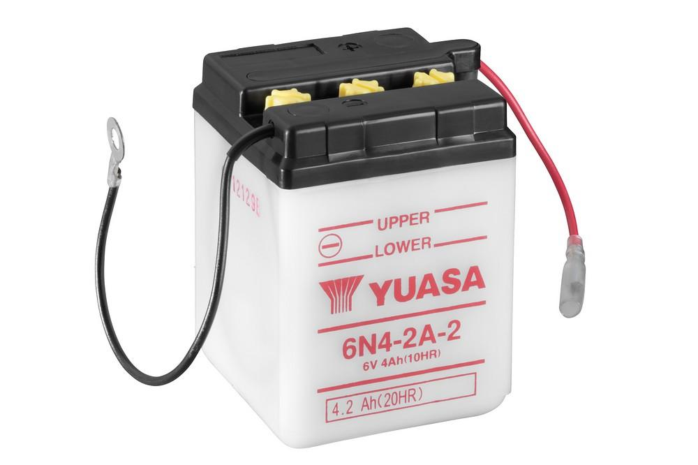 6N4-2A-2 battery from Batteryworld.ie