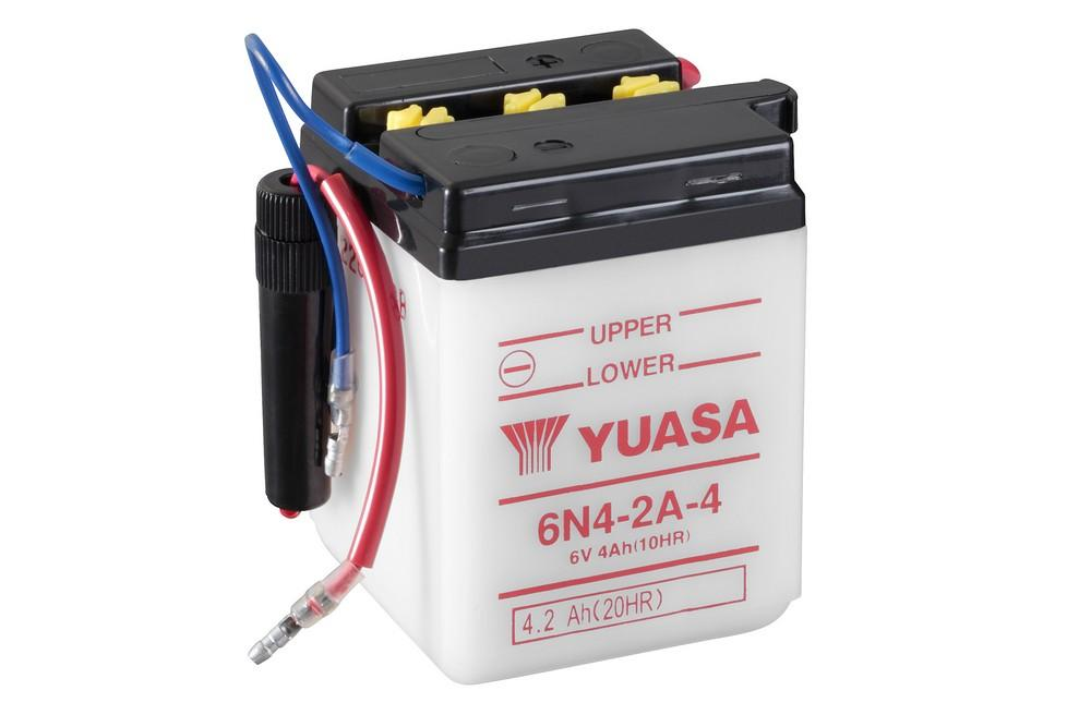 6N4-2A-4 battery from Batteryworld.ie