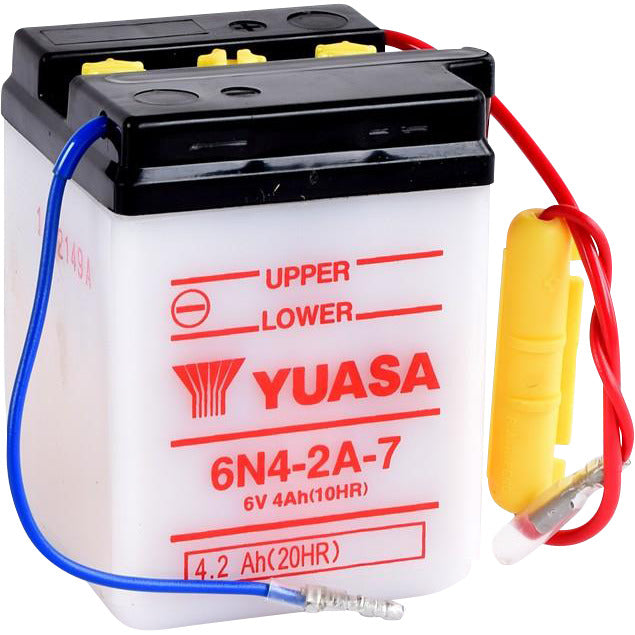 6N4-2A-7 battery from Batteryworld.ie