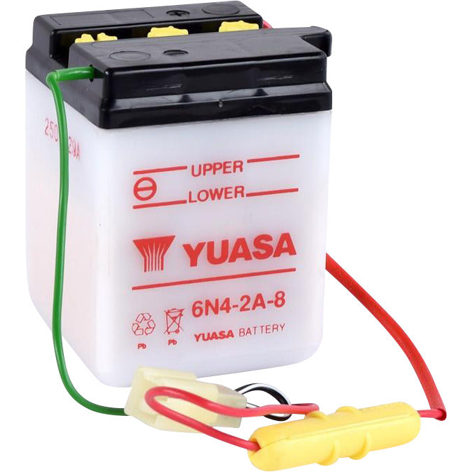 6N4-2A-8 battery from Batteryworld.ie