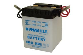 6N4-2A battery from Batteryworld.ie