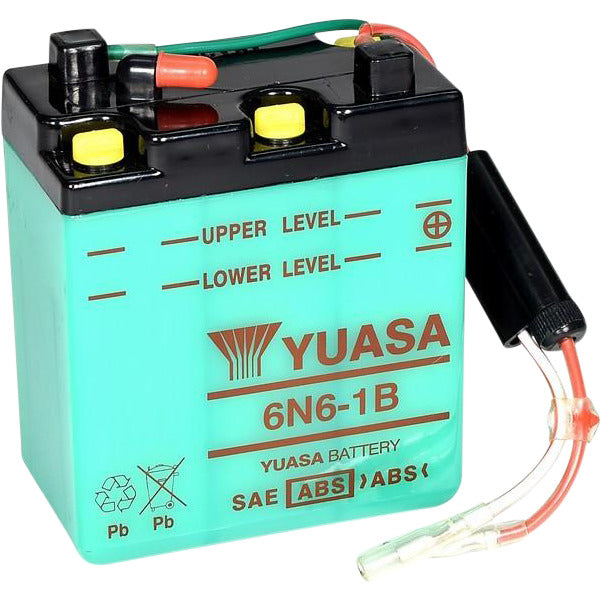 6N6-1B battery from Batteryworld.ie