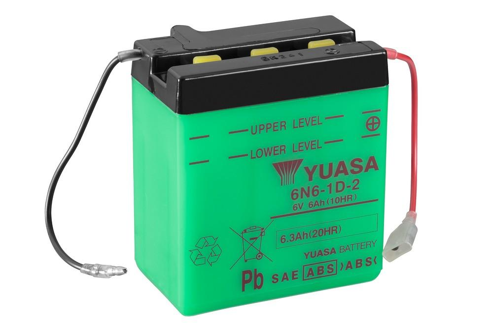 6N6-1D-2 battery from Batteryworld.ie