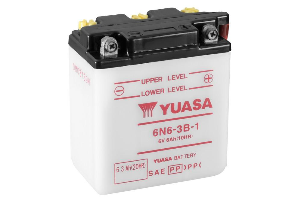 6N6-3B-1 battery from Batteryworld.ie