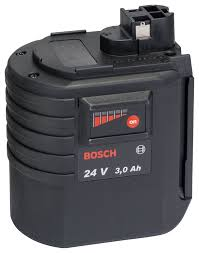 bosch 24v 3 amp rebuild service from Batteryworld.ie