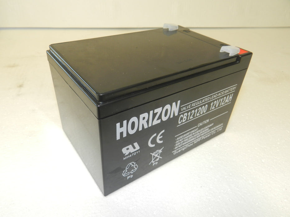 12v 12ah sla battery from Batteryworld.ie