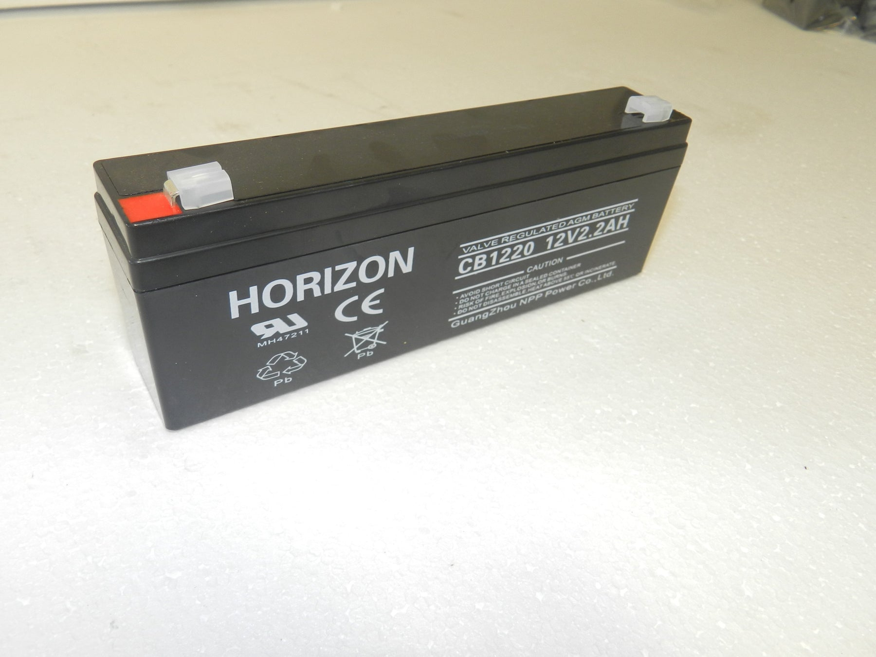 12v 2.2ah sla battery from Batteryworld.ie