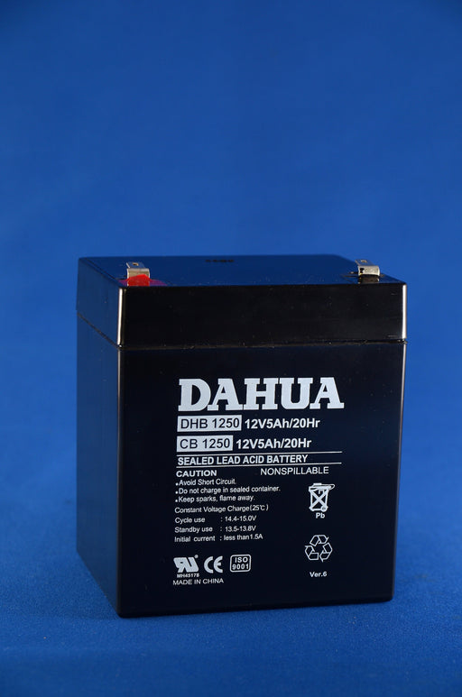 12v 4.5ah sla battery from Batteryworld.ie