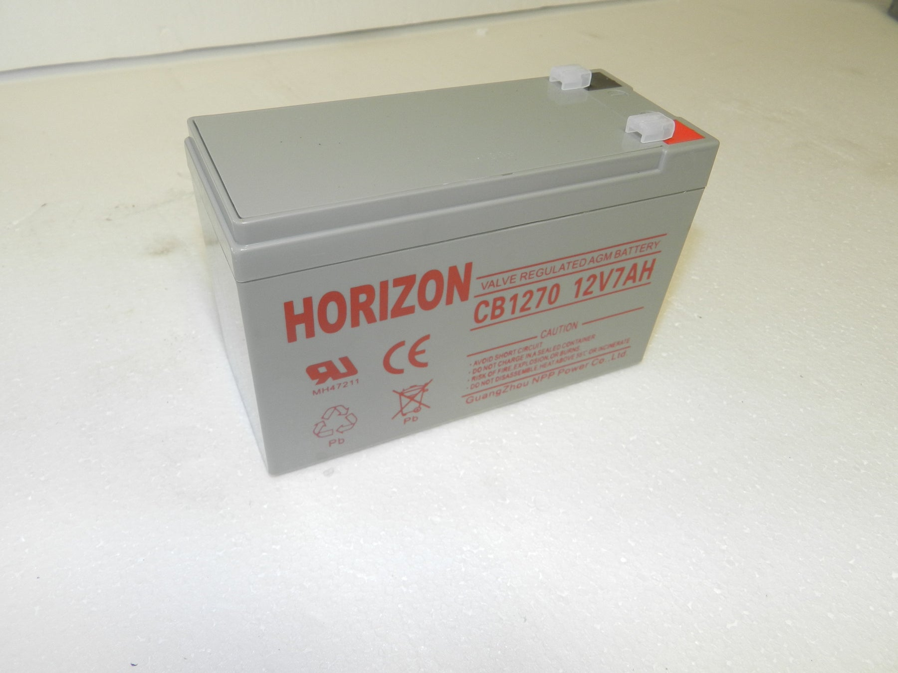 12v 9ah sla battery from Batteryworld.ie
