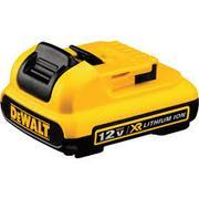dewalt - dcb127 /dcb125 battery rebuild service from Batteryworld.ie