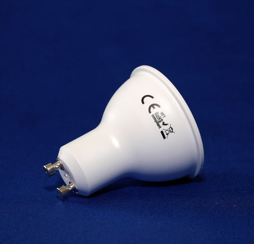 gu10 led light bulb 6 watt daylight from Batteryworld.ie