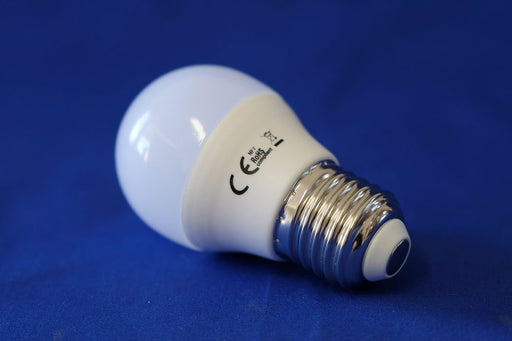 golf led light bulb 5 watt e27 daylight from Batteryworld.ie