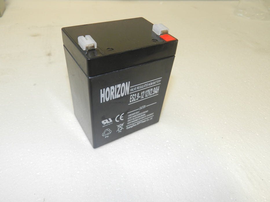 12v 2.9ah sla battery from Batteryworld.ie