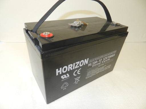 12v 100ah sla battery from Batteryworld.ie