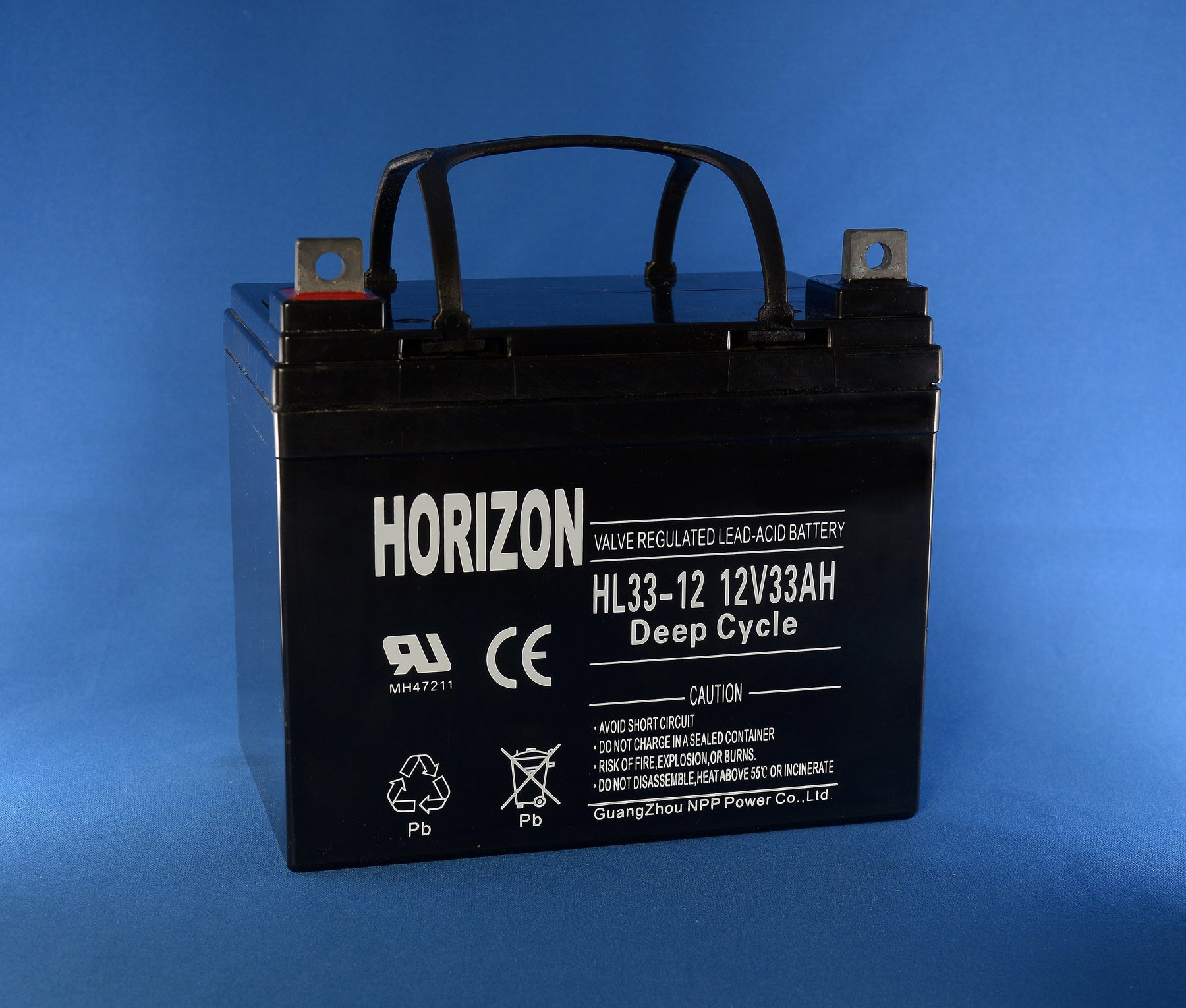 12v 33ah sla battery from Batteryworld.ie