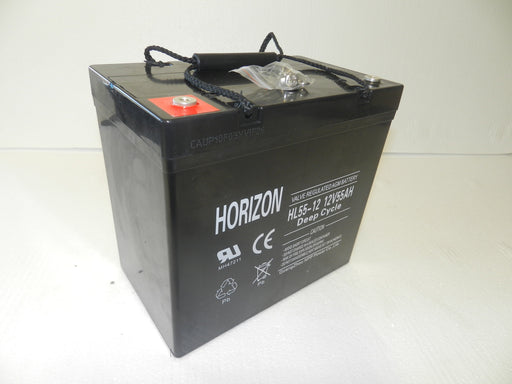 12v 55ah battery from Batteryworld.ie