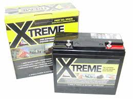 12 volt extreme agm battery from Batteryworld.ie