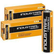 lr3 aaa duracell industrial from Batteryworld.ie