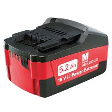 METABO  18V LI-ION- 25592/5120341964 BATTERY REBUILD SERVICE