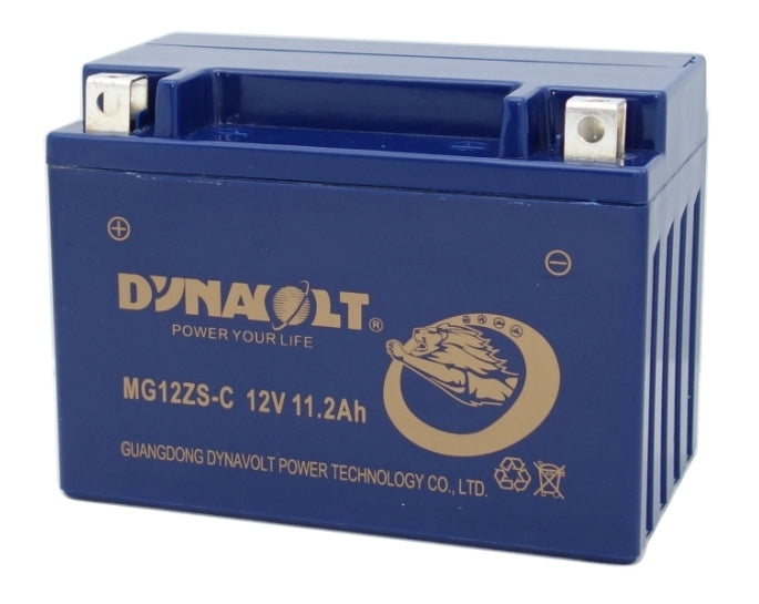 MG12ZS battery from Batteryworld.ie