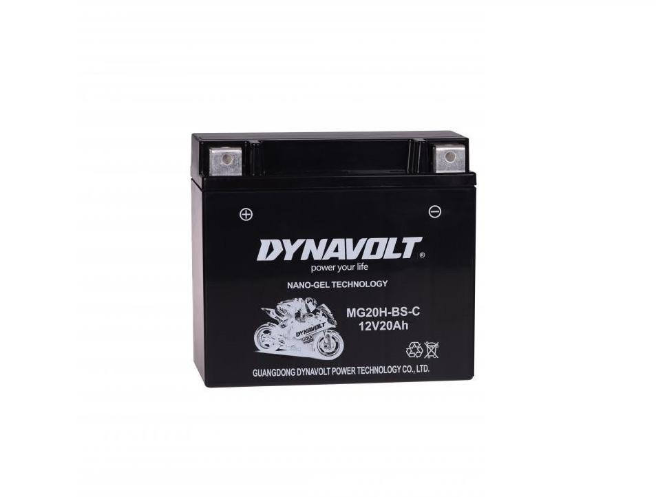 MG20-BS battery from Batteryworld.ie