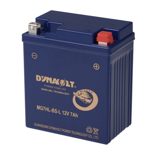MG7HL-BS battery from Batteryworld.ie