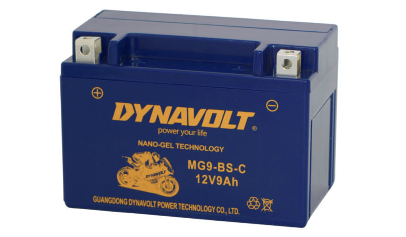 MG9-BS battery from Batteryworld.ie