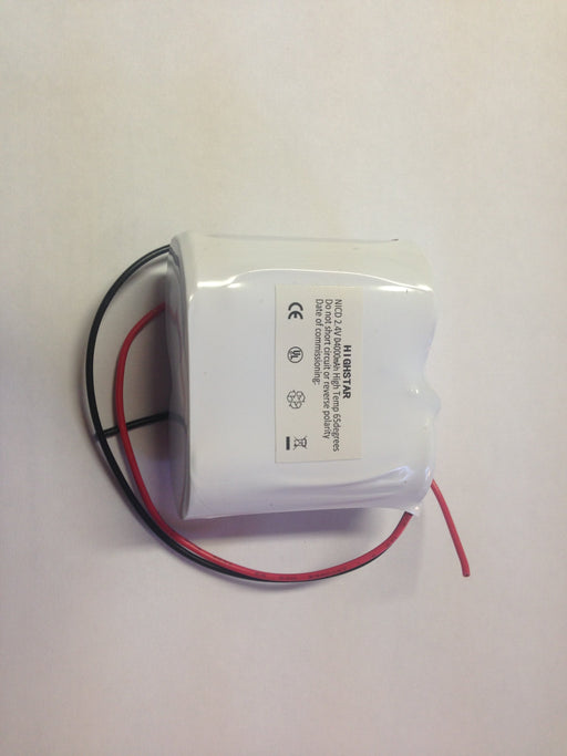 nicd 2.4v emergency lighting battery d from Batteryworld.ie
