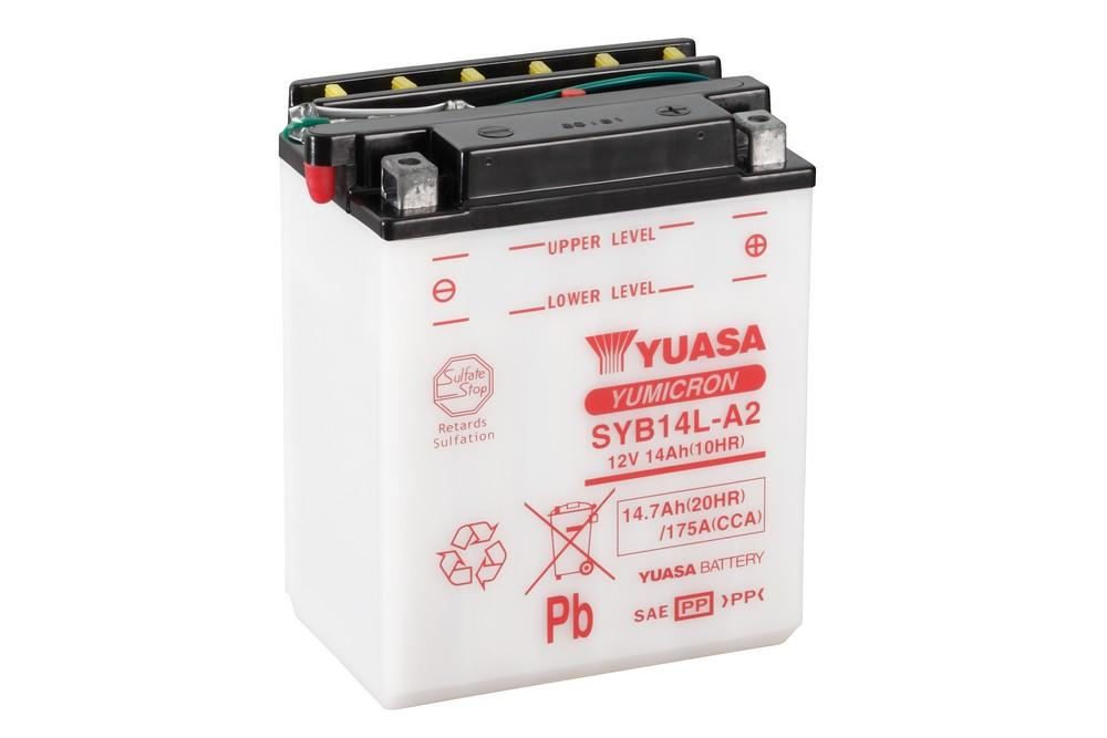 SYB14L-A2 battery from Batteryworld.ie