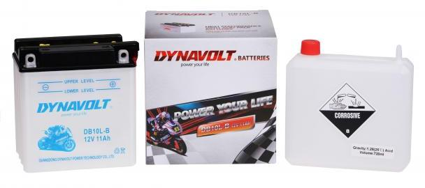 YB10L-B2 battery from Batteryworld.ie