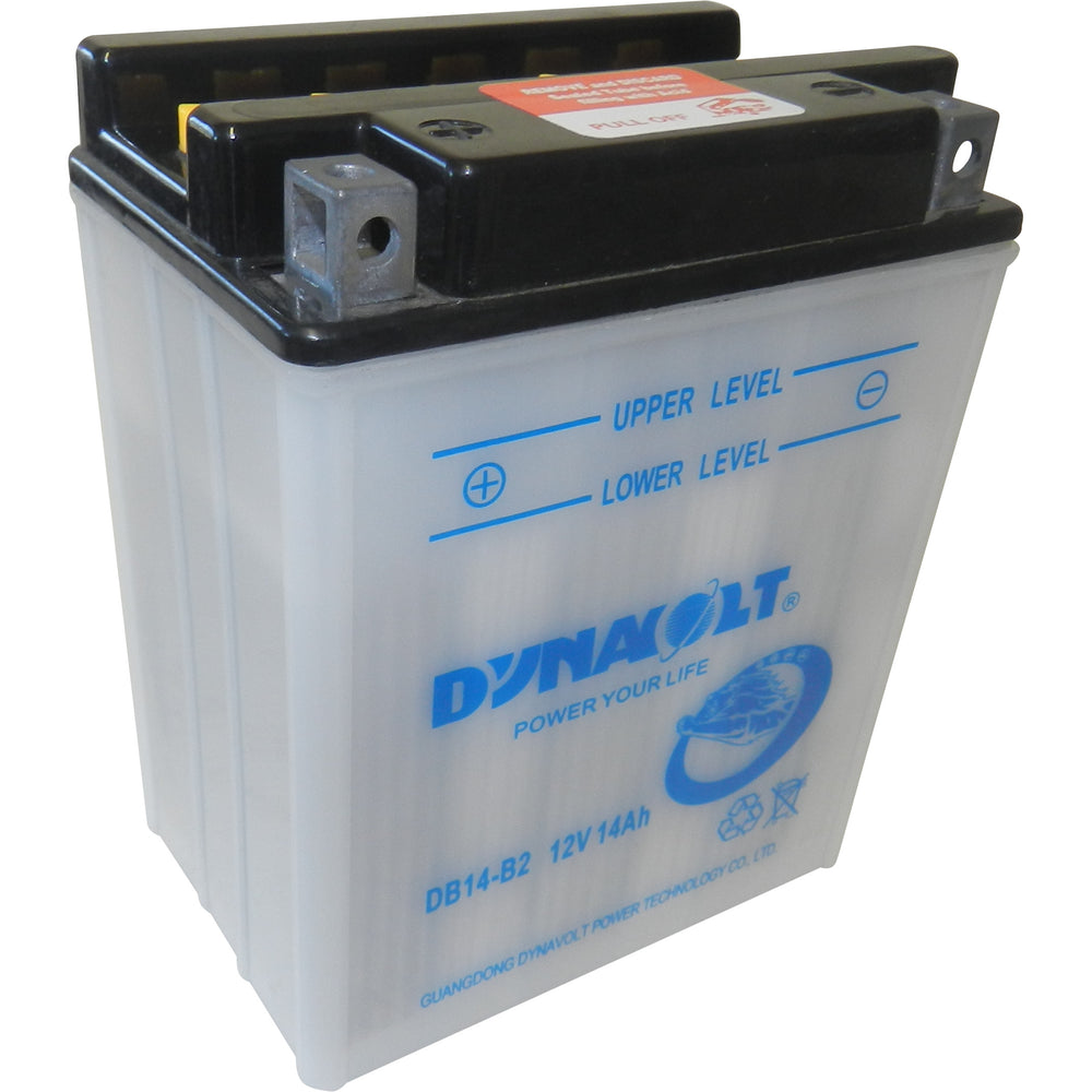 YB14-B2 battery from Batteryworld.ie