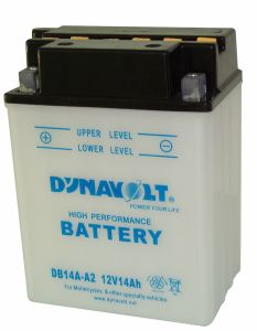 YB14A-A2 battery from Batteryworld.ie