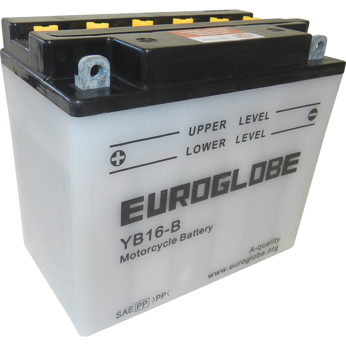 YB16-B battery from Batteryworld.ie