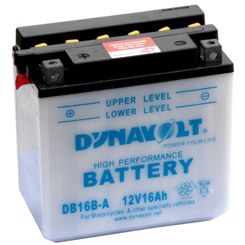 YB16B-A battery from Batteryworld.ie