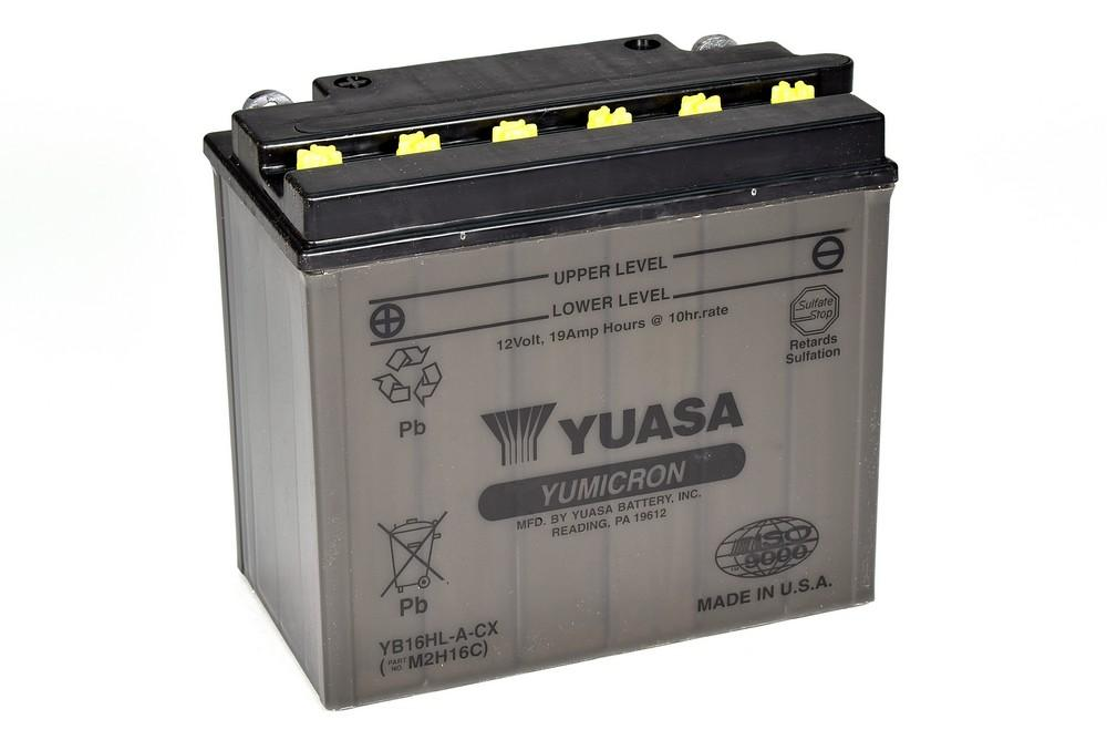 YB16HL-A battery from Batteryworld.ie